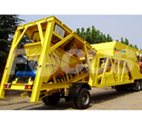 Picture 6 OF Mobile Concrete Batching Plant