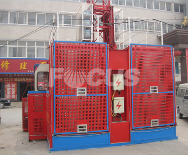 FOCUS Construction Elevator For Sale,Construction Lifter Manufacturers and Suppliers