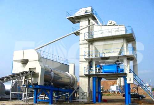 LB Asphalt Batch Mixing Plant