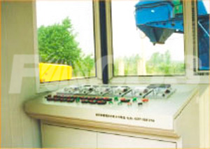 Control System Of Mobile Asphalt Drum Mixing Plant